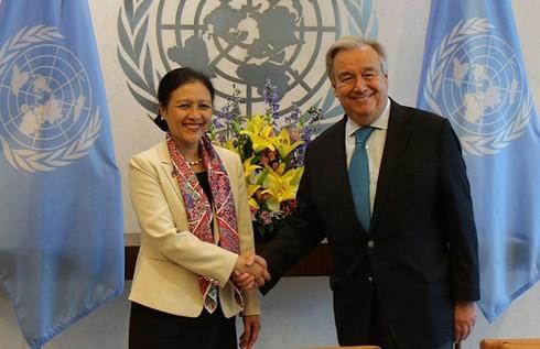 L'ONU salue le rôle actif du Vietnam au sein des forums multilatéraux - ảnh 1