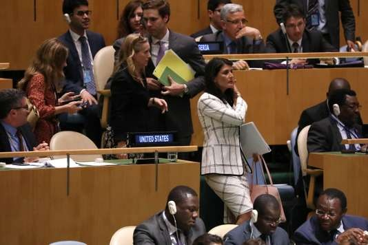 Les États-Unis se retirent du Conseil des droits de l'Homme de l'ONU - ảnh 1