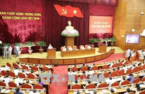 Conférence nationale sur la prévention et la lutte contre la corruption - ảnh 1