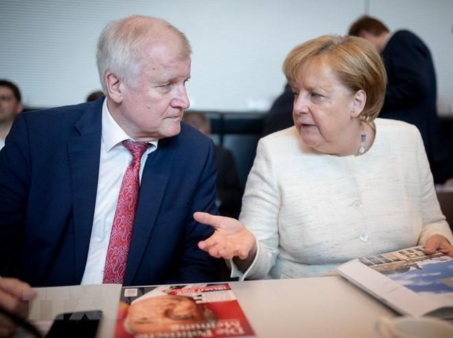Allemagne: risque de divorce de l'alliance au pouvoir - ảnh 1