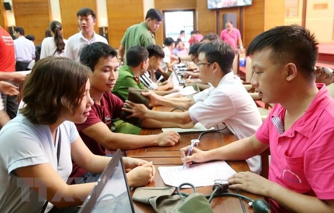 Itinéraire Rouge 2018 à Phu Tho - ảnh 1