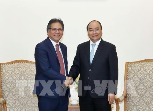 Le PDG de PEMANDU reçu par Nguyên Xuân Phuc - ảnh 1