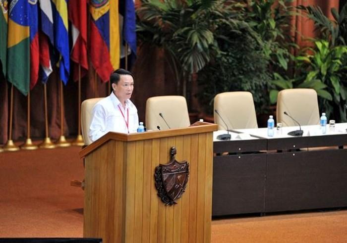 Cuba et Fidel sont des mots sacrés dans le cœur de chaque Vietnamien - ảnh 1