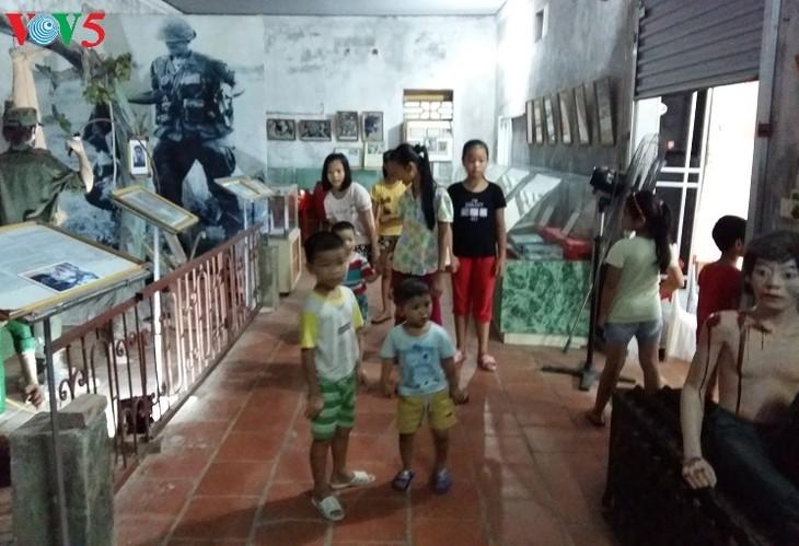 Musée des prisonniers révolutionnaires – la maison traditionnelle des patriotes  - ảnh 3