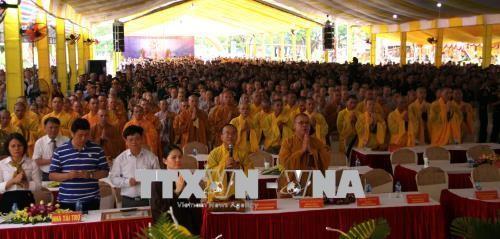 Cérémonie de prières pour le repos des âmes des morts pour la Patrie - ảnh 1