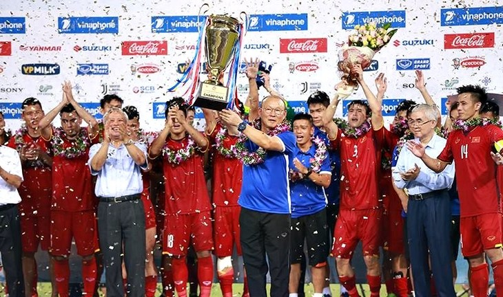 Football: Le Vietnam devient champion du tournoi international Vinaphone U23 - ảnh 1
