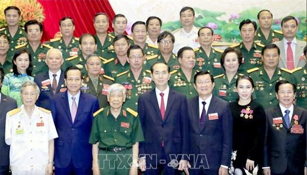 Congrès national des anciens combattants devenus entrepreneurs  - ảnh 1