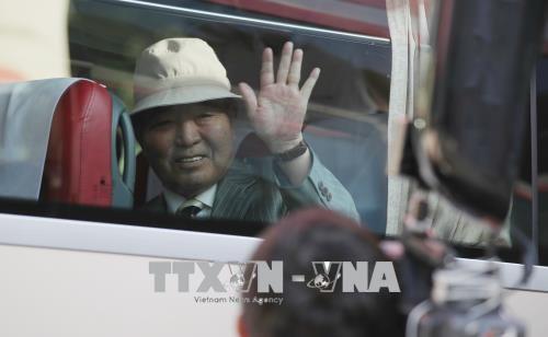Emouvantes retrouvailles de familles séparées depuis la guerre de Corée - ảnh 1