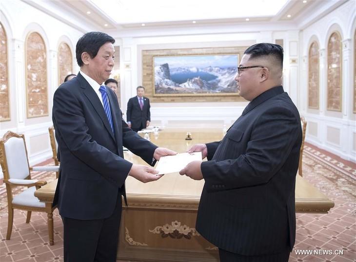 La Chine est favorable à une dénucléarisation de la péninsule coréenne - ảnh 1