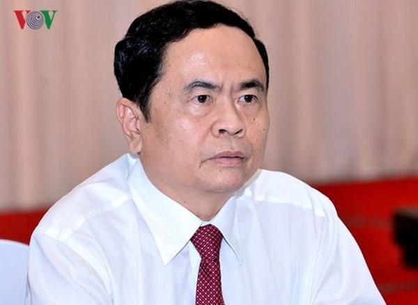Le président du FPV en visite en République populaire démocratique de Corée - ảnh 1