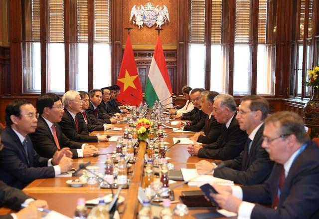 Déclaration commune Vietnam-Hongrie sur l'établissement du Partenariat intégral - ảnh 1