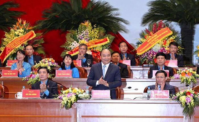 Rencontre entre le Premier ministre et les syndicalistes - ảnh 1