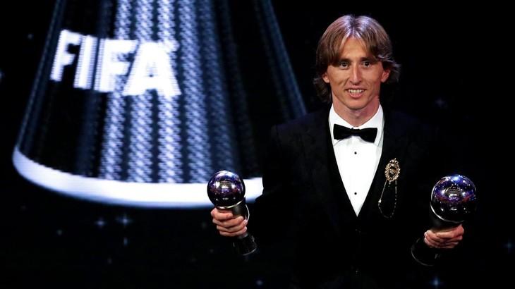Football: Luka Modric succède à Cristiano Ronaldo - ảnh 1