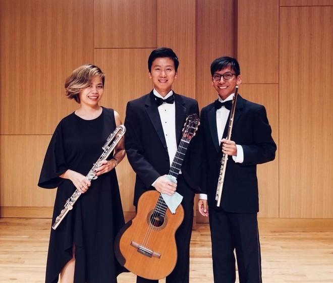 Lê Thu Huong, l'empreinte vietnamienne à la musique classique - ảnh 2