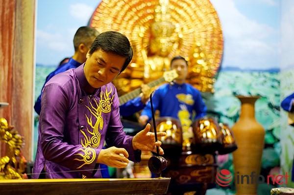 Nguyên Quang Hung: «La musique traditionnelle est le sang qui coule dans mes veines» - ảnh 1