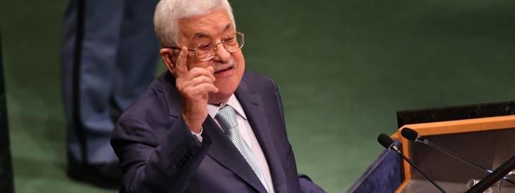 Mahmoud Abbas accuse Donald Trump de mettre