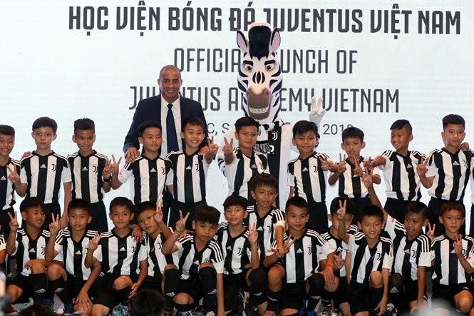 Naissance de l'Académie footballistique Juventus Vietnam - ảnh 1