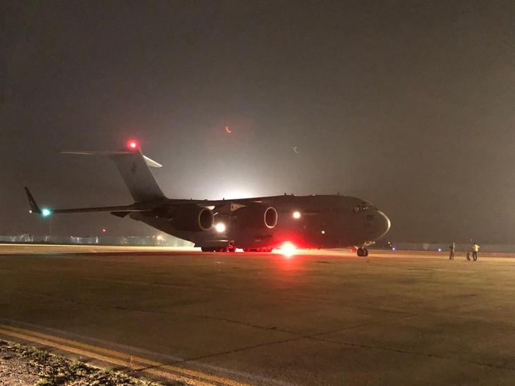 L'Australie participe au transport du personnel de l'hôpital de campagne du Vietnam au Soudan du Sud - ảnh 1