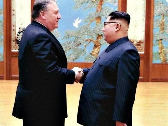"""Accord pour un sommet entre Kim et Trump """"le plus tôt possible"""" - ảnh 1"""