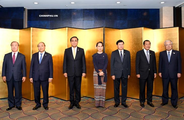Conférence de presse sur le 10e Sommet Mékong-Japon  - ảnh 1