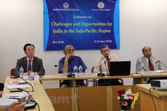 Vision du Vietnam sur la nouvelle structure régionale de l'Indo-Pacifique - ảnh 1