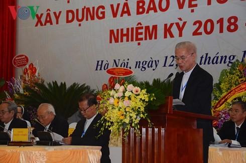Ouverture du 7e Congrès des Catholiques vietnamiens édifiant et défendant la Patrie - ảnh 1