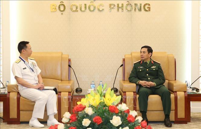 Promouvoir la coopération défensive Vietnam-Japon - ảnh 1