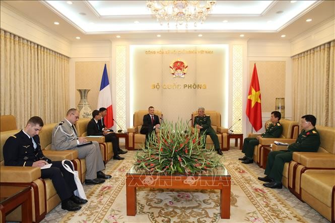 Le Vietnam et la France redynamisent leur coopération défensive - ảnh 1