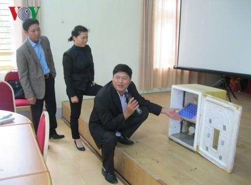 Pham Hân Hanh, le scientifique au service de l'agriculture - ảnh 2