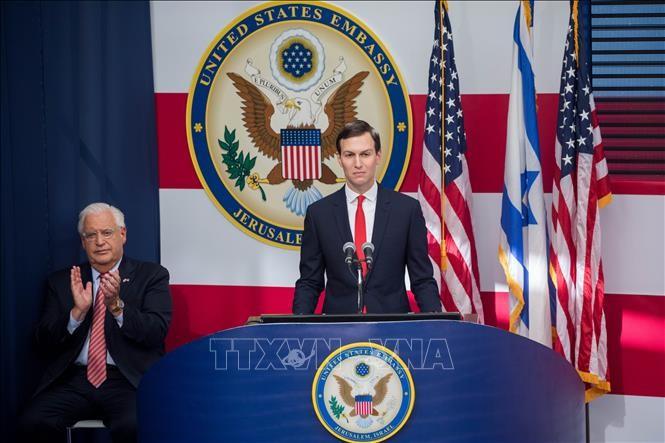 Le plan de paix US prévoit une entité palestinienne unifiée - ảnh 1