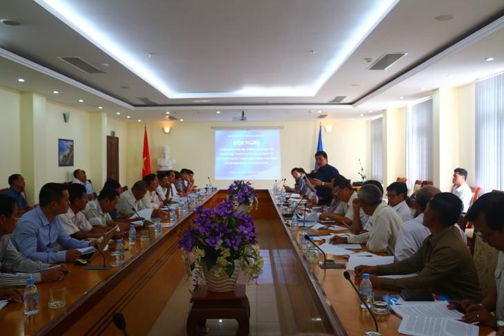Pour mieux prendre en charge les Vietnamiens méritants du Cambodge  - ảnh 1