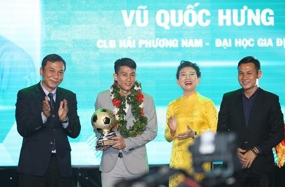 Vu Quôc Hung, le ballon d'or du futsal vietnamien - ảnh 1