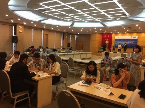 Rencontre d'entreprises Vietnam-Oman - ảnh 1