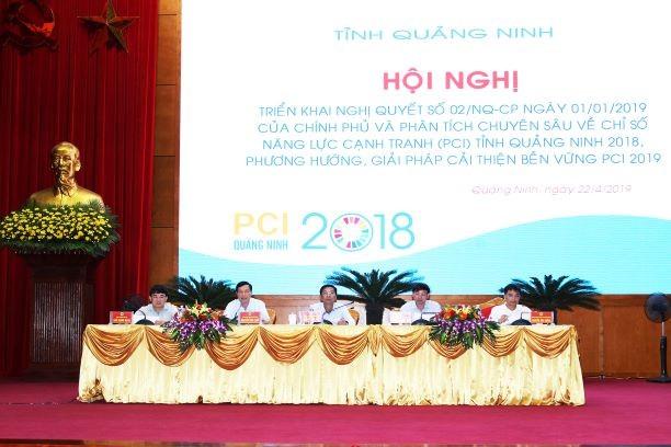 La province de Quang Ninh veut améliorer durablement l'ICP - ảnh 1