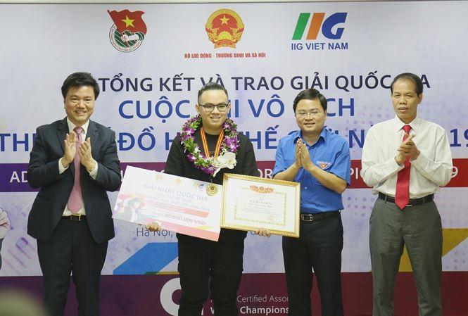 ACAWC: Trois Vietnamiens qualifiés pour la finale mondiale - ảnh 1