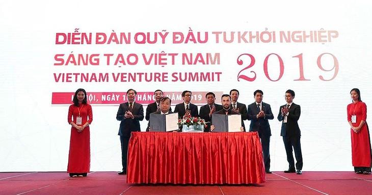 Rencontre : le Fonds pour créateurs d'entreprises innovantes 2019 - ảnh 1