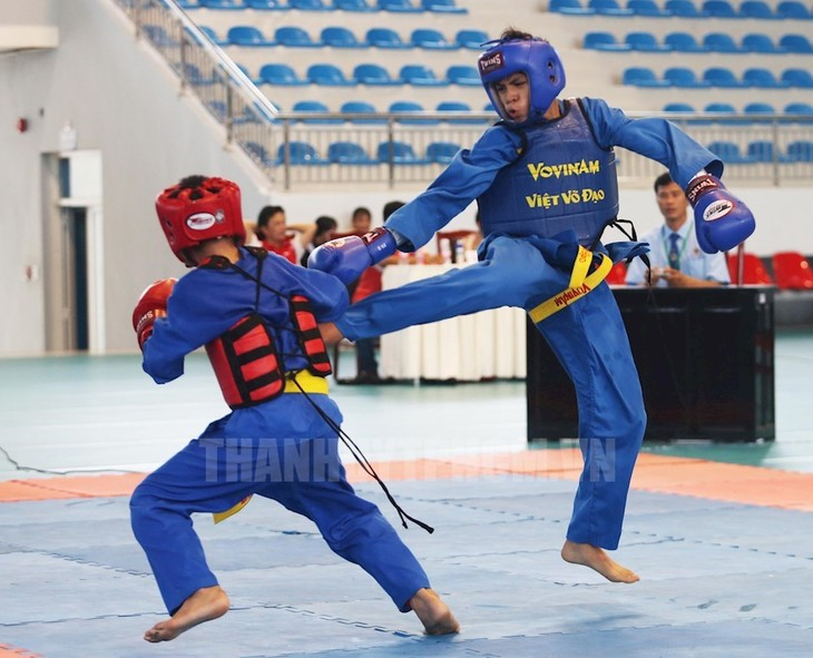 Ouverture du championnat national junior de Vovinam 2019 - ảnh 1
