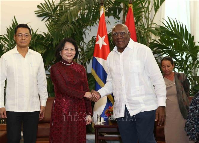Promotion des coopérations économiques et commerciales Vietnam - Cuba - ảnh 1