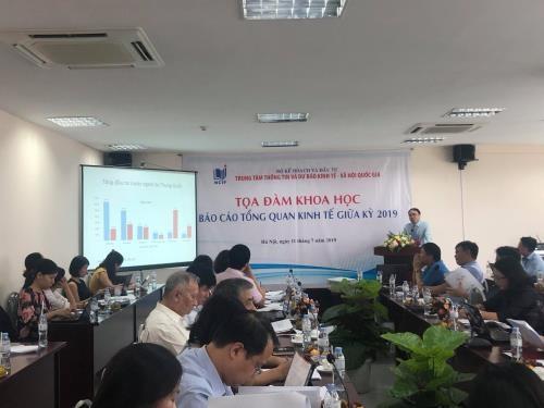 Le Vietnam enregistre une croissance de 6,76% au premier semestre - ảnh 1