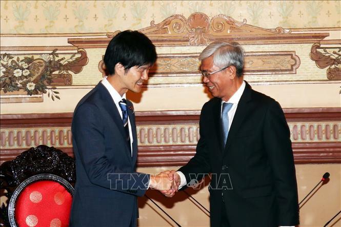 Hô Chi Minh-Ville souhaite un soutien supplémentaire du Japon - ảnh 1