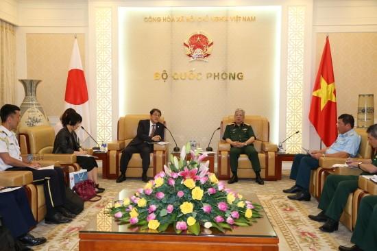 Renforcement de la collaboration Vietnam-Japon dans le règlement des conséquences de guerre - ảnh 1