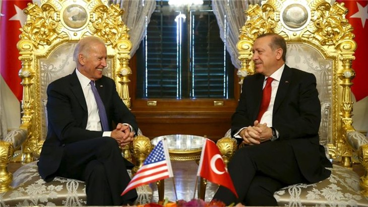 Turkey maintains military presence in Syria to fight IS  - ảnh 1