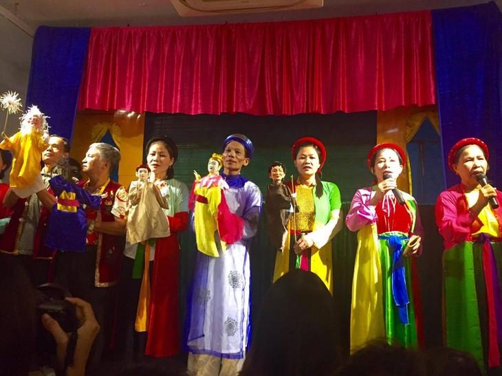 Vietnam's other puppetry art - ảnh 6
