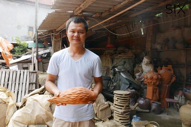 The rustic pottery art of Hương Canh - ảnh 3
