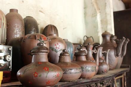 The rustic pottery art of Hương Canh - ảnh 1