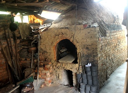 The rustic pottery art of Hương Canh - ảnh 5