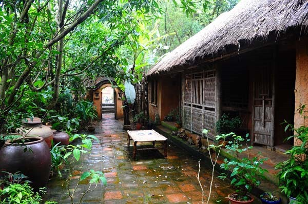 Feng Shui and the traditional architecture of nothern Vietnam  - ảnh 1