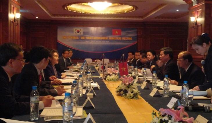 第9回ベトナム・韓国環境相会議 - ảnh 1