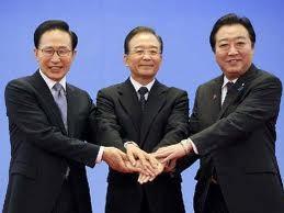 日中韓3カ国首脳会談 - ảnh 1