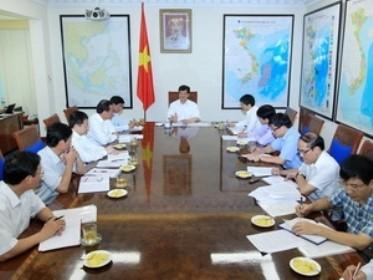 ズン首相、ハイズオン省指導部と会合 - ảnh 1